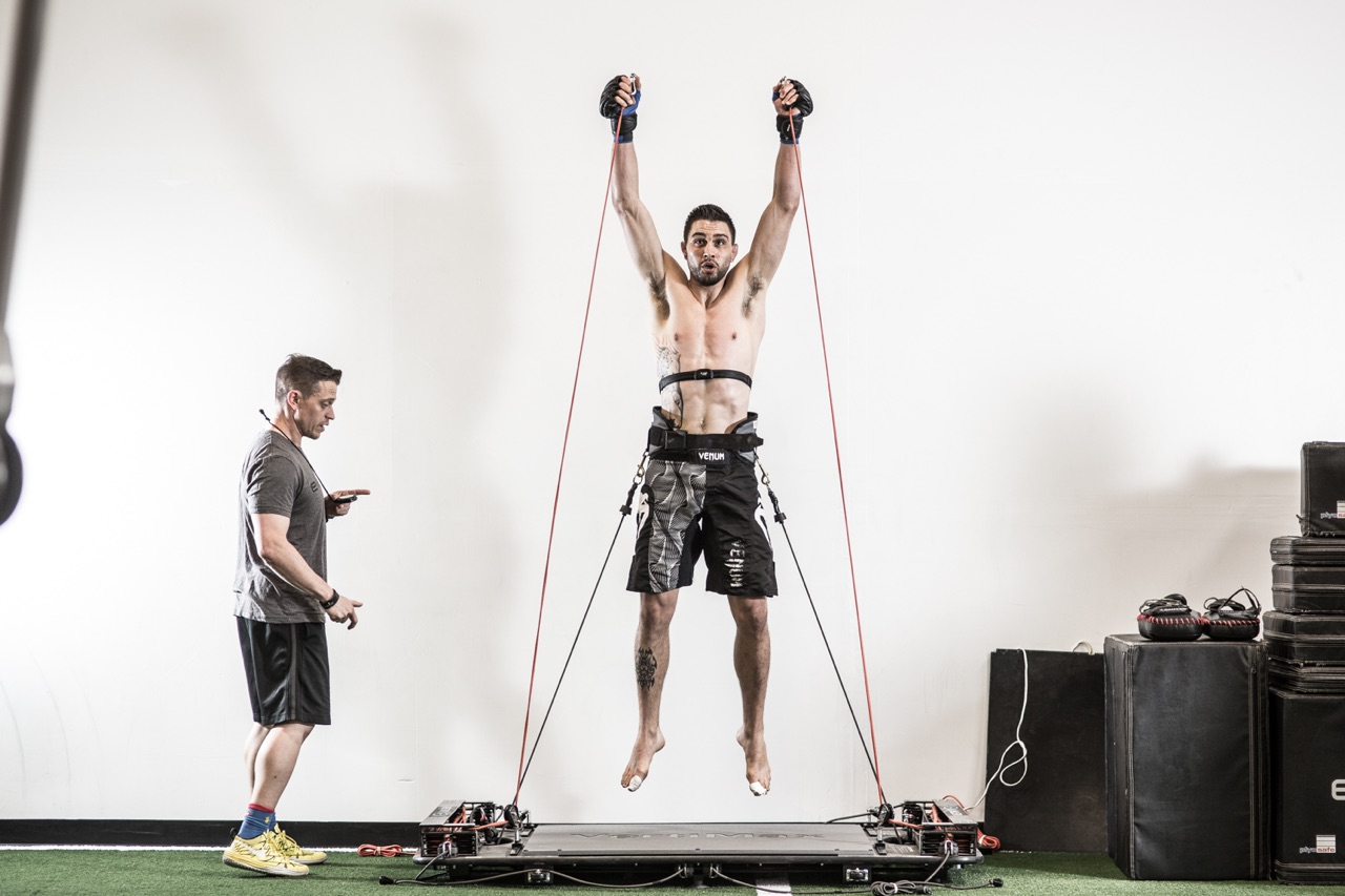 vertimax-athletic-training