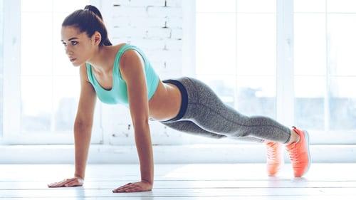 Isometric Exercise Push Up