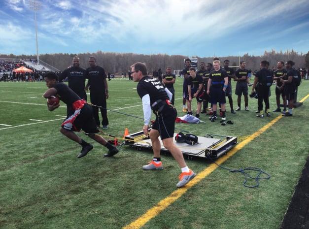 football group training exercises