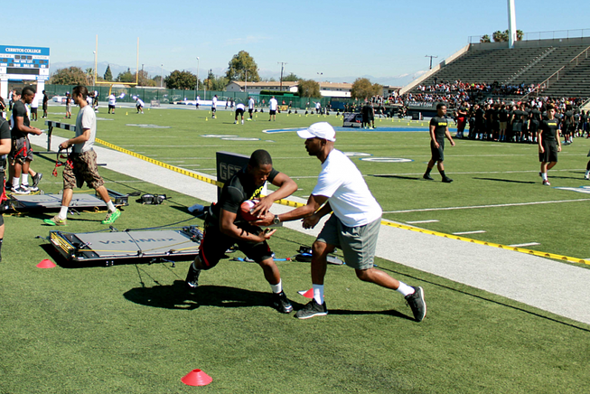 The Importance of Speed and Agility Training for Football Players