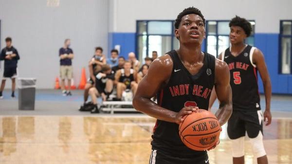 Daily Hoosier - Basketball recruit Tayshawn Comer