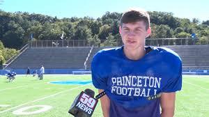 Ethan Parsons - Princeton football