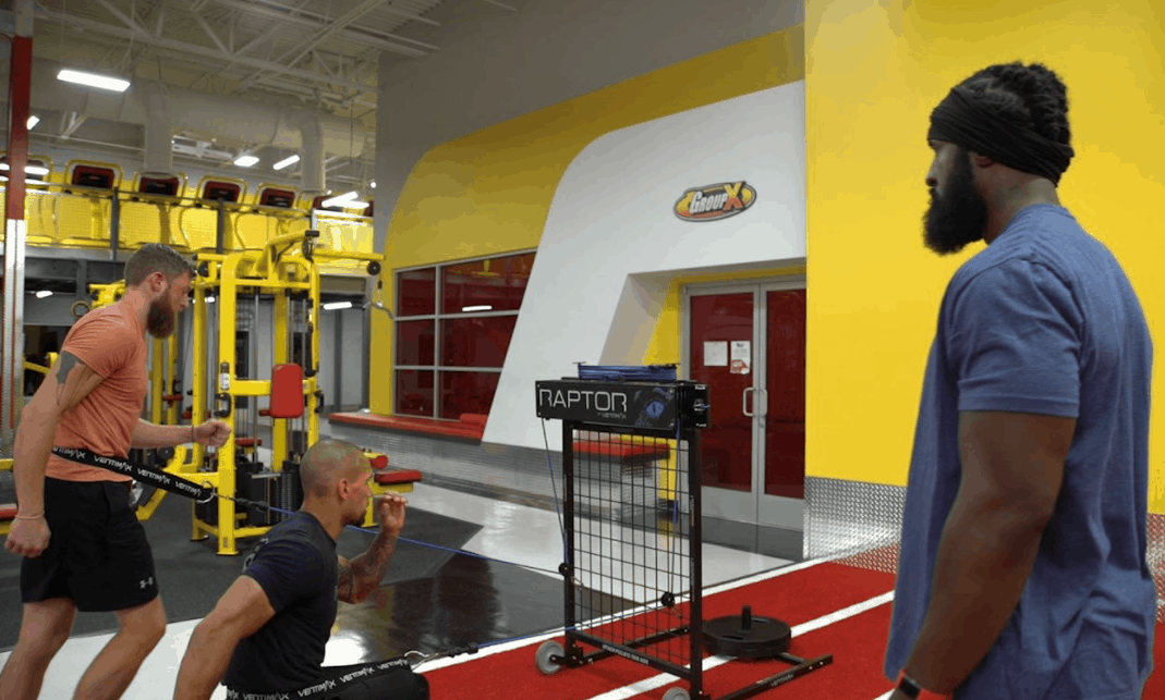 functional training space with vertimax-250 kb raptor_