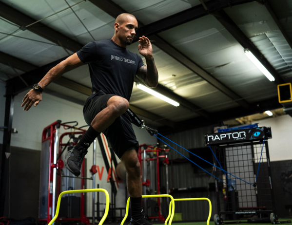 Training For Agility On A Vertimax Raptor