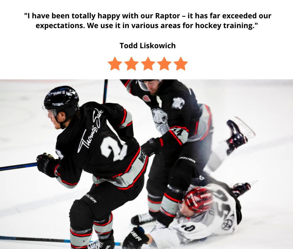 Hockey driils