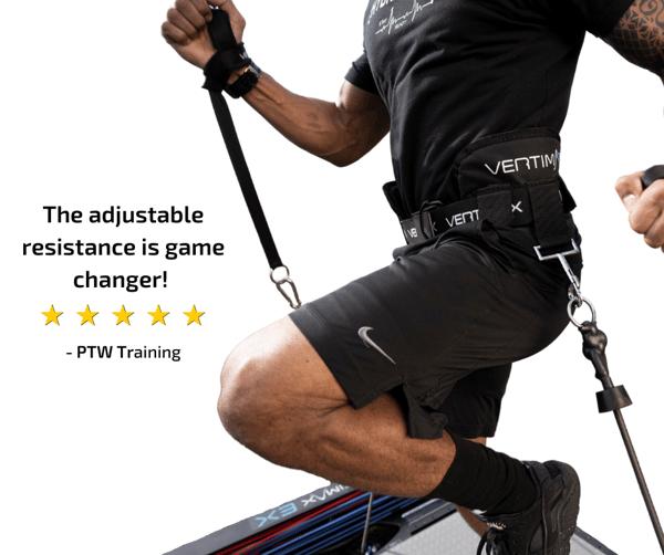 Speed Training Resistance Testimony