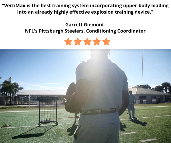 NFL pittsburgh steelers vertimax conditioning training