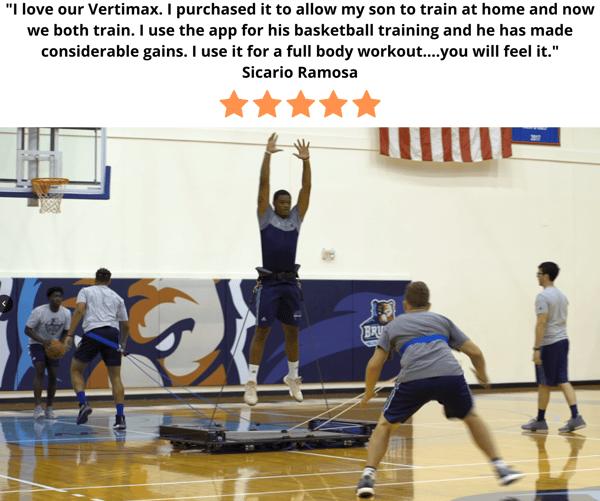 basketball vertical jump workout