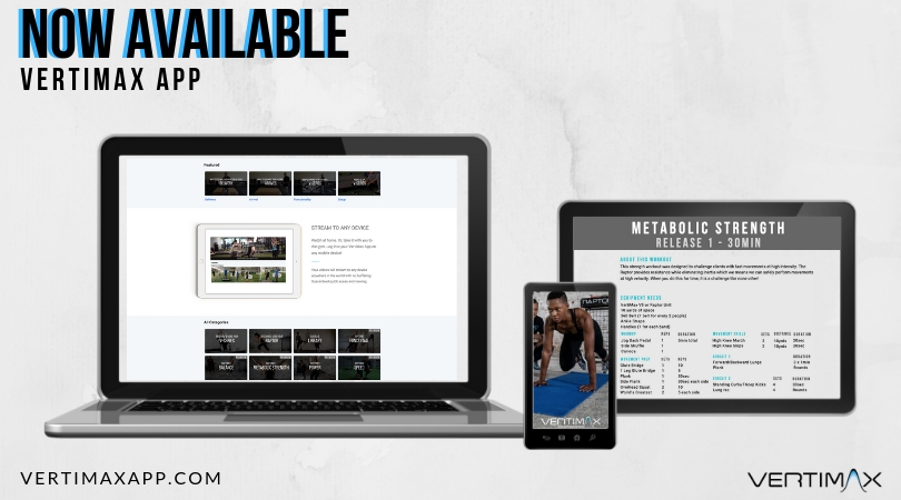 VertiMax App