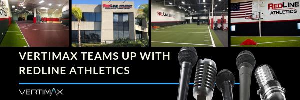 VertiMax Teams Up with RedLine Athletics