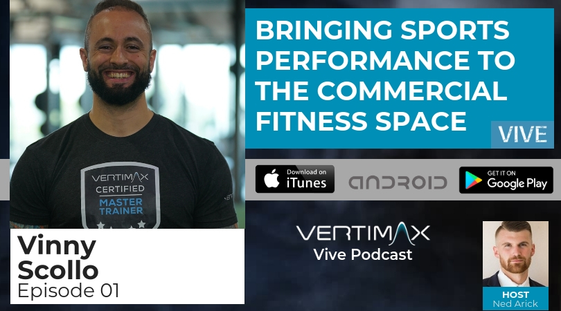 VertiMax Vive Podcast Template Facebook